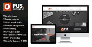 Web Site Örneği Opus